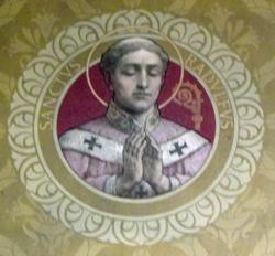Saint Raoul. Archevêque de Bourges († 866)