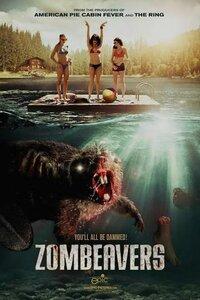 Zombeavers : Un groupe d'adolescents, partis pour un week-end de débauche au bord d'une rivière, se retrouve confronté à une horde de castors-zombies affamés. Pour réussir à rester en vie, les jeunes vont devoir affronter ces animaux d'une nouvelle espèce… ----- ... Date de sortie : 2014 (1h 25min) Catégorie : Comédie, Epouvante-horreur Réalisé par : Jordan Rubin Avec : Rachel Melvin, Cortney Palm,  Lexi Atkins, Hutch Dano, Jake Weary