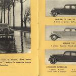 Brochure publicitaire de 1937.