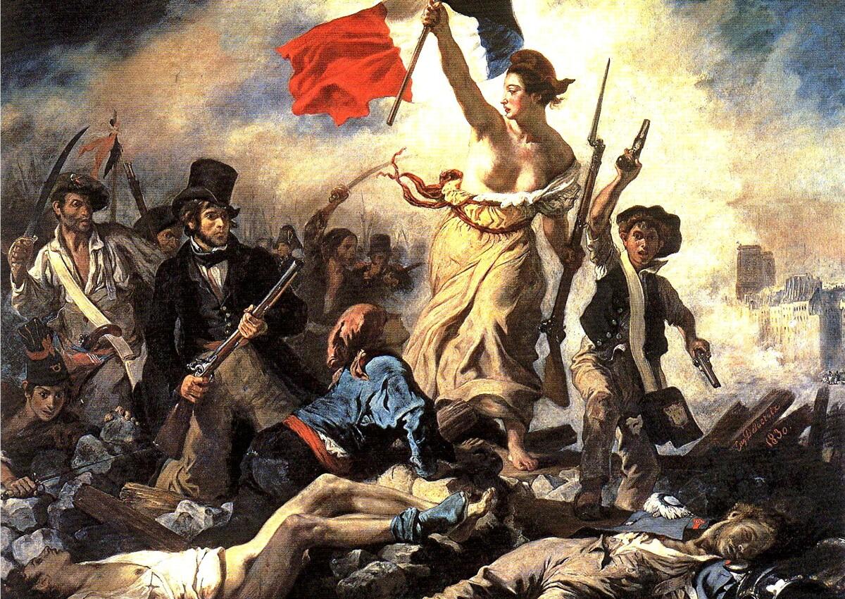 3- Delacroix /2/   De la peinture lyrique ...