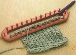 tricot plat