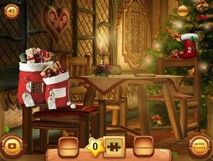 Jouer à Christmas trouble escape
