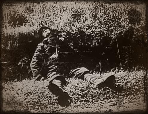 mort sur la route pendant la retraite de 1940