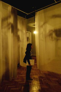 Expo Boltanski au Museo de Bellas Artes de Santiago