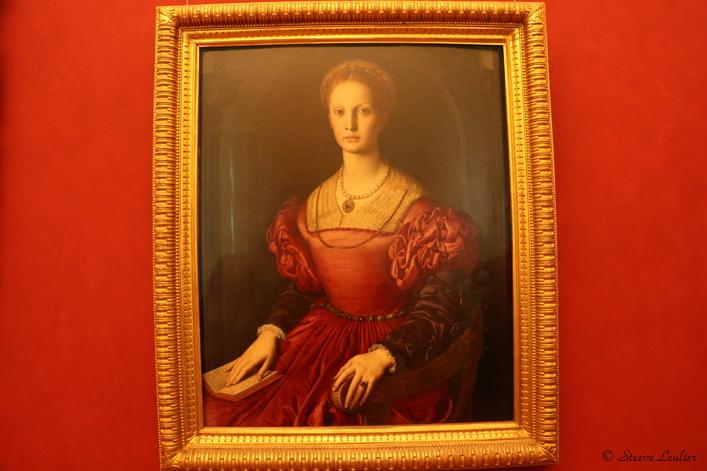 Portrait de Lucrezia Panciatichi