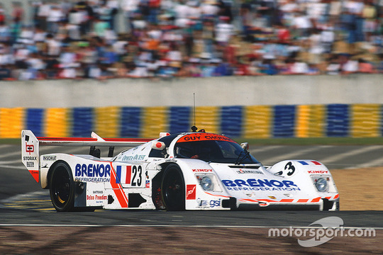 Porsche 962C ( 1992 à 1994 )