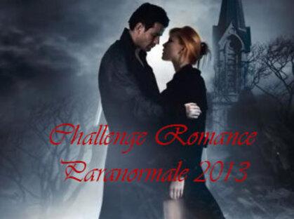 Challenge Romance Paranormal 2013 sur Livraddict