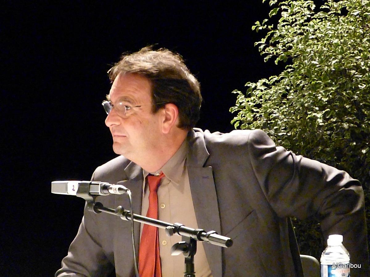 Pierre Janin, inspecteur général de l'action culturelle