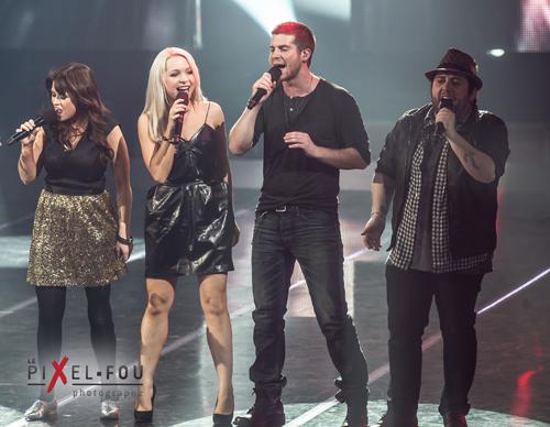 Gala 5 - 19 février 2012