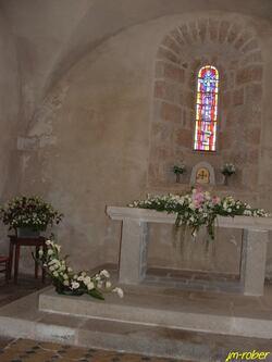 Saint Priest sous Aixe. Ce dimanche 1 Juin 2014 était sous la senteur de la rose