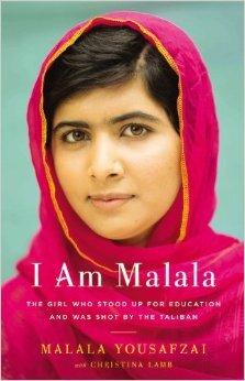 photographie de Malala