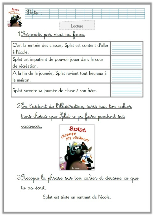 Trames de mes documents