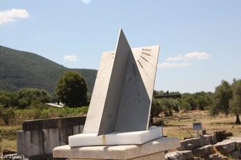 Messène ancien Ithomi