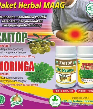 Obat Maag Akut Herbal Yang Manjur Dan Paling Top
