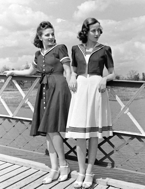 theyroaredvintage:  1940s