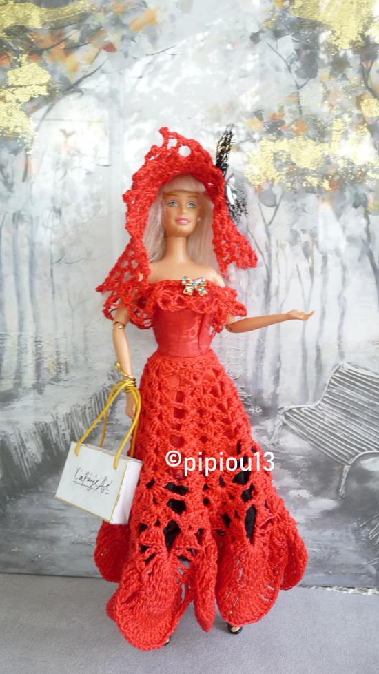 Barbie album: autour de la même jupe