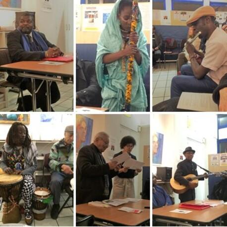 Printemps des poètes Afrique