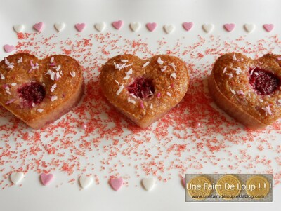 Saint-Valentin 2015 : Toutes mes recettes