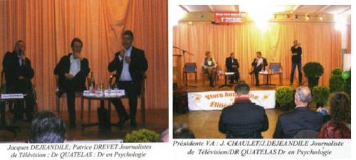 1er forum (1er décembre 2006) - Handicap : Mieux vivre dans la cité.