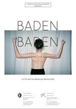 Affiche Baden Baden (seule comme une baignoire):