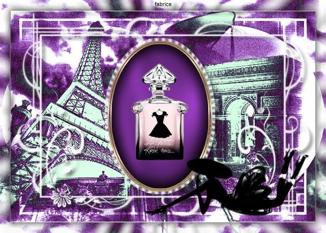 Guerlain, la petite robe noire, parfum