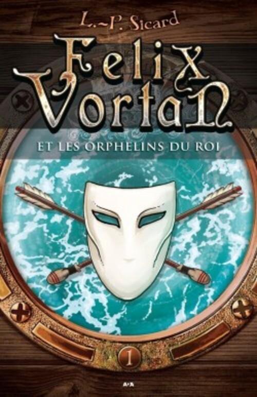 Felix Vortan T1, une histoire passionnante qui nous tient en haleine jusqu'à la fin !