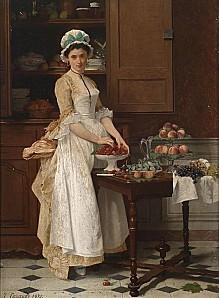 439px-Joseph Caraud Das Kirschenmädchen 1875