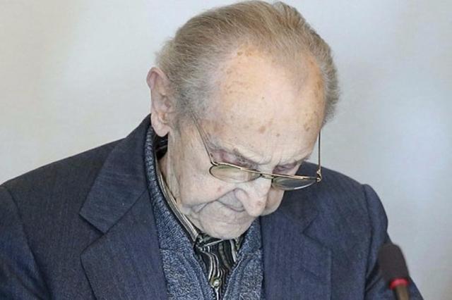 Vers la fin des poursuites contre un ancien nazi