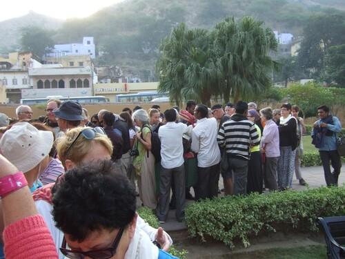 Inde 2014- Jour 8- Fort d'Amber