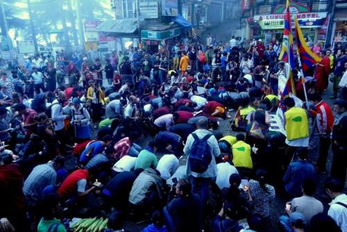 Deux jeunes tibétains se sont immolés à Ngaba
