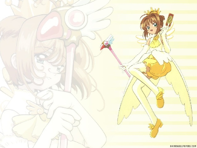 """Générique de fin (GROOVY)  """"Card captor Sakura"""" (saison 1) générique en japonais"""
