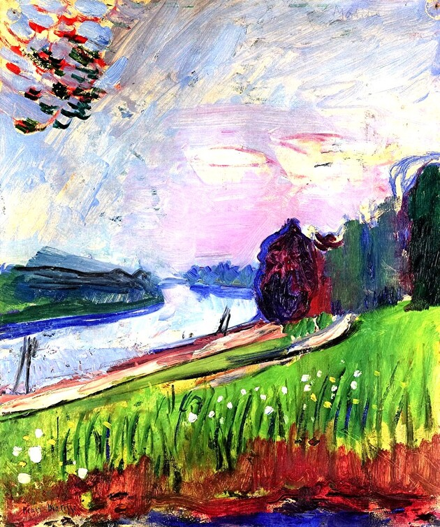 """Matisse /6/  """"la révélation de la lumière !"""