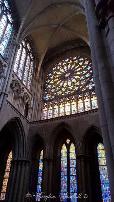 Bretagne : Saint-Malo, Cathédrale 2/3