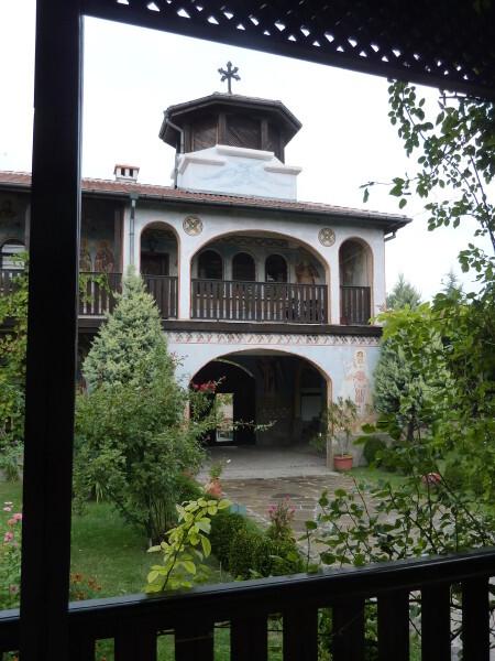 Jour 8 - Monastère de Kardjali 3