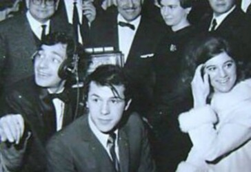 28 novembre 1965 / AU DELA DE L'ECRAN