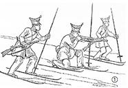 A sliding sport
