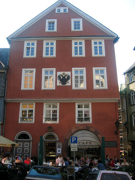 Blog de lisezmoi : Hello! Bienvenue sur mon blog!, L'Allemagne : Hesse - Wetzlar -