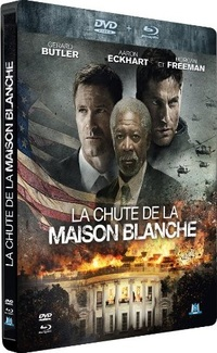[Blu-ray] La Chute de la Maison Blanche (Olympus has fallen)