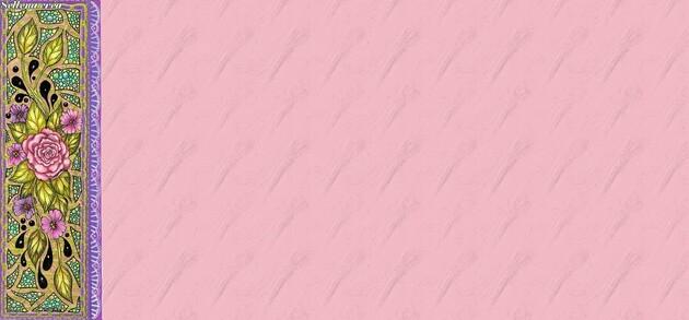 Papier à lettre**Frise ArtDéco**