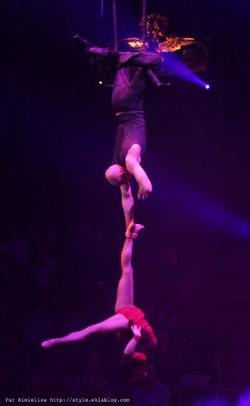Le cirque d'hiver de Paris