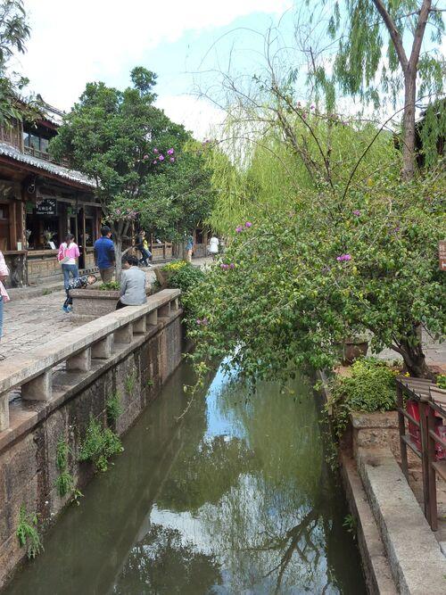 Notre sejour a Lijiang