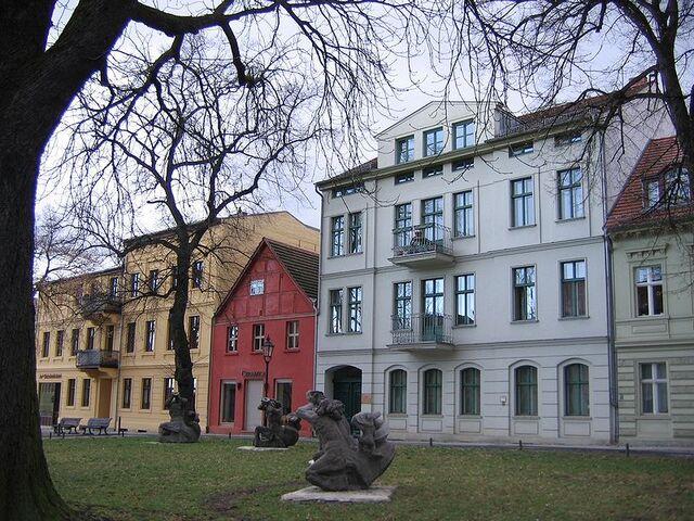 Blog de lisezmoi : Hello! Bienvenue sur mon blog!, L'Allemagen : Brandebourg - Brandenburg-sur-la-Havel -
