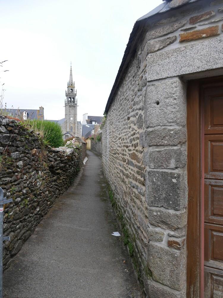 Le Conquet - la Pointe Saint- Mathieu - Finistère