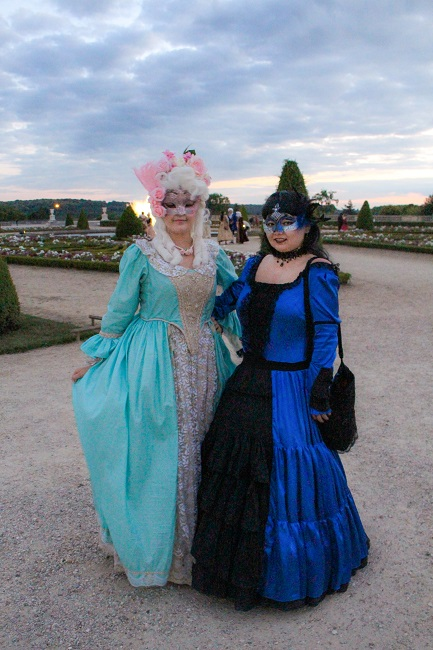 Le Grand Bal Masqué de Versailles 2017