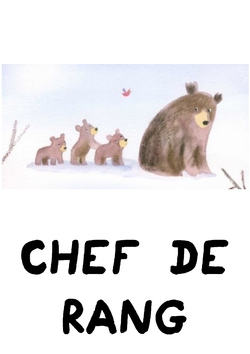 Responsabilités des oursons