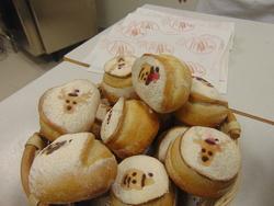 Préparation des fêtes en boulangerie-pâtisserie
