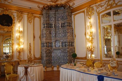 quelques vues du palais Tsarskoïe Deleo (photos)