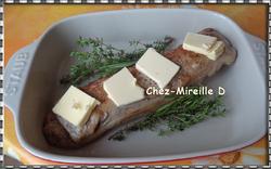Filet Mignon de Porc au Four