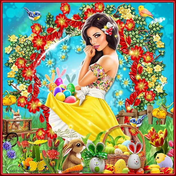 Défi Pâques 6