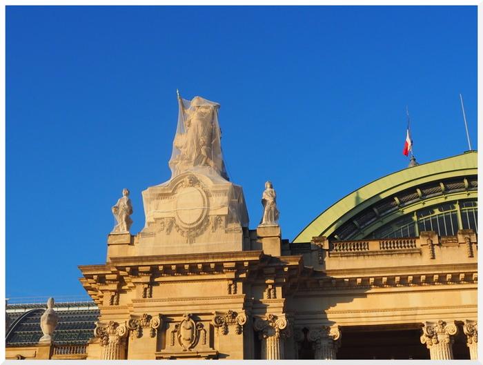 Longer la Seine musée Orsay Grand Palais 04 Paris.